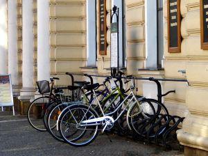 Cyklistům se bude do Vysoké jezdit lépe. Ilustrační foto